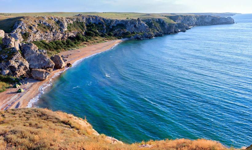 Самые потрясающие и неизвестные пляжи России