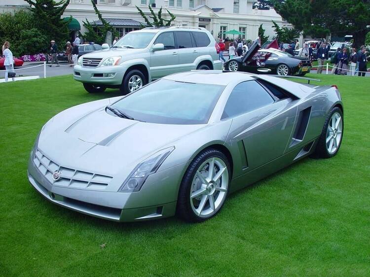 15 уникальных авто, созданных в одном экзмпляре