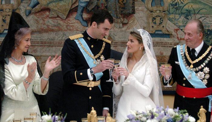 История любви испанского принца Фелипе и обычной телеведущей Летисии