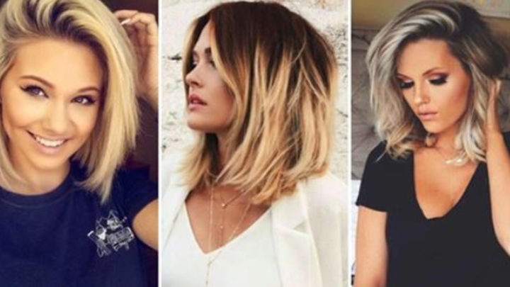 Техника смоки-блонд, новый тренд в окрашивании