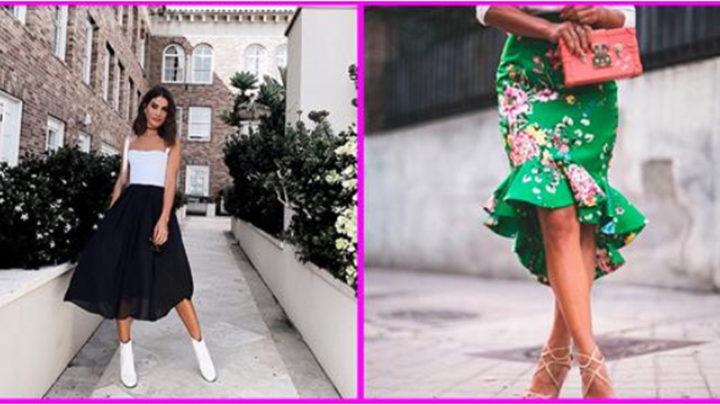 20 идеальных юбок, которые стилисты советуют женщинам завести в своем гардеробе