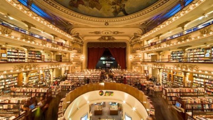 Самые прекрасные книжные магазины мира