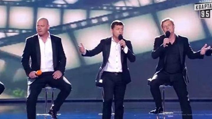 Песня довела зал до слез не от смеха, а от правды(видео)