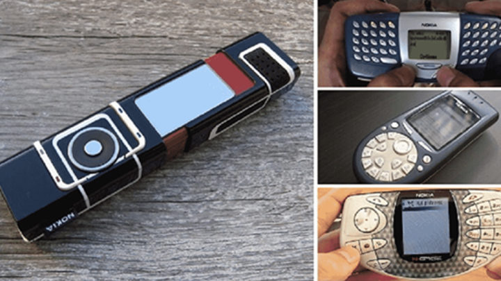 12 самых странных телефонов Nokia за все время