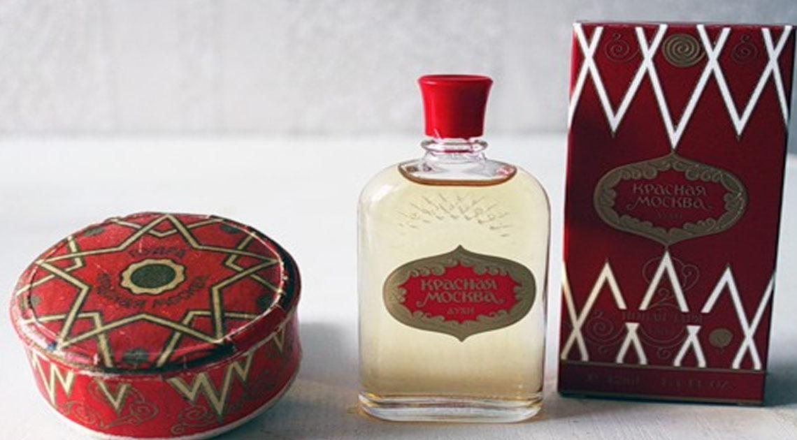 Фотоподборка для тех, кто еще помнит какой была советская косметика и парфюмерия