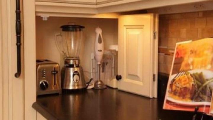 25 гениальных идей по умной организации кухни