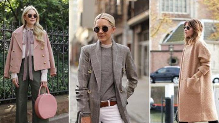 И снова о пальто: 52 восхитительных образа