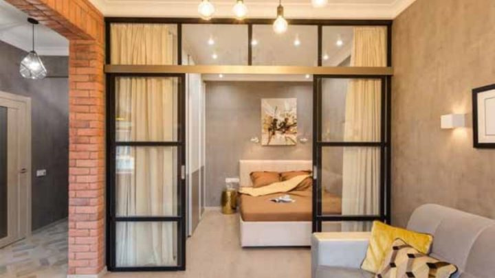 Как превратить однокомнатную квартиру в 40 м2 в жилище своей мечты.