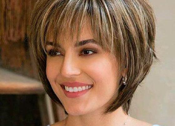 Шикарные варианты причесок на волосы короткой и средней длины
