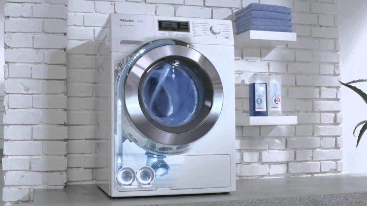 5 естественных способов очистки вашей стиральной машины