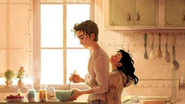 Любовь — в мелочах: трогательные иллюстрации корейской художницы