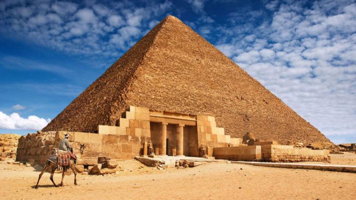 Открытие ученых, что пирамида Хеопса фокусирует электромагнитную энергию