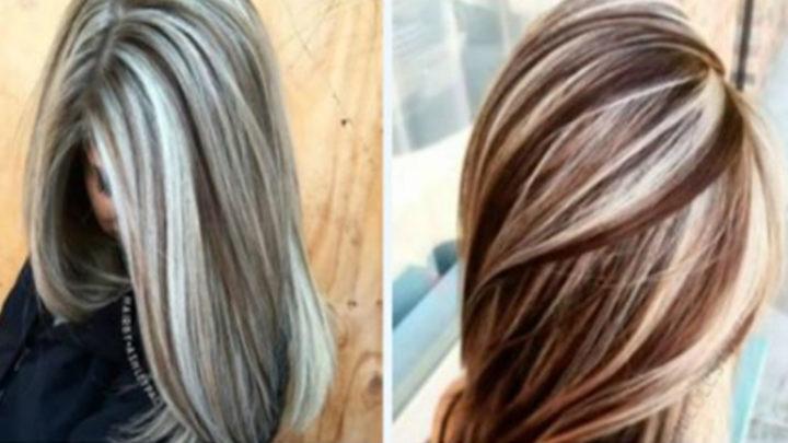 Самые модные варианты покраски волос 2019