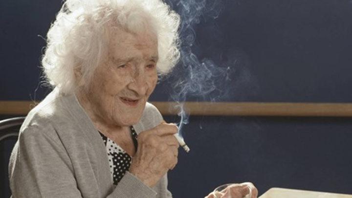 «У меня всего одна морщина, и я на ней сижу» — история легендарной француженки Жанны Кальман