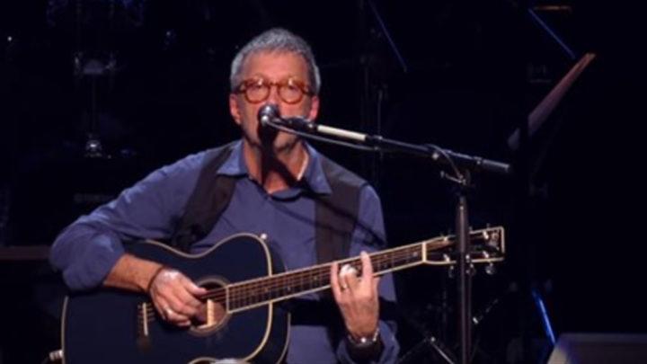 Спустя столько лет он все еще очарователен. Eric Clapton — Layla